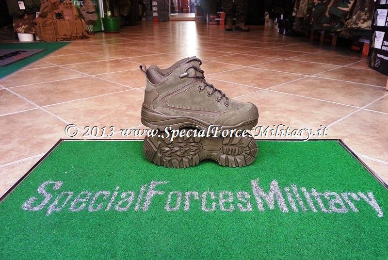 ANFIBI RECON LOW BOOT OLIV