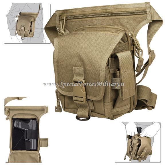 BORSA MULTITASCA IN CORDURA VEGA HOLSTER