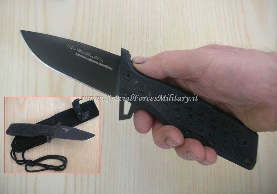 COLTELLO FOX N.E.R.O. FX-NR03 CT