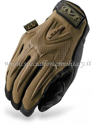 GUANTI MECHANIX PACT72 COYOTE