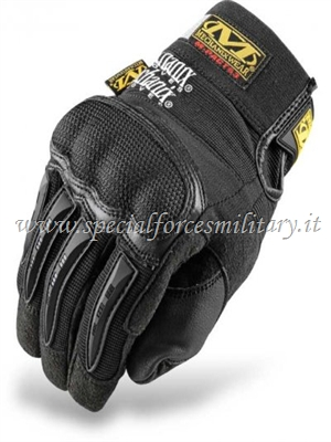 GUANTI MECHANIX M-PACT3 GLOVE NERO
