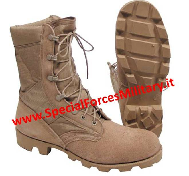 Boots Special Forces Military