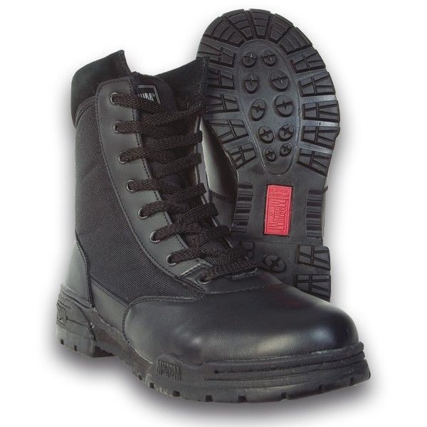 ANFIBI MAGNUM HI TEC REGULAR BLACK