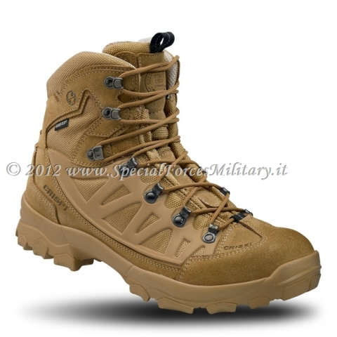 * NEW 2012 ANFIBI CRISPI STEALTH PLUS GTX COYOTE
